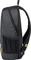 Рюкзак повседневный CAT Tarp Power NG 83687;01 черный, фото 3