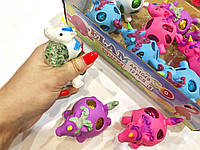 Игрушка Пони с гидрогелем и блестками