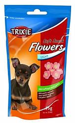 Trixie  Косточки Фловерс д/мелких собак 75 г