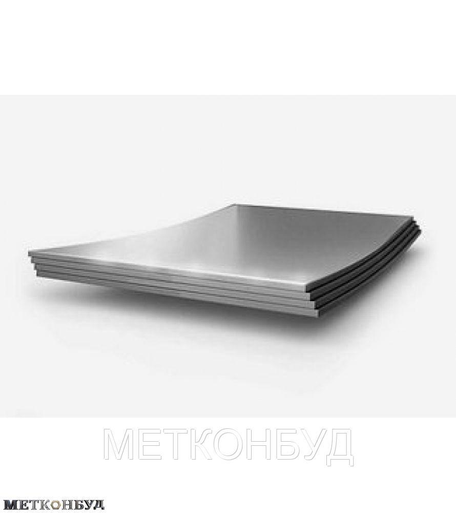 Лист титановый ВТ1-0 10х1275х3500 мм