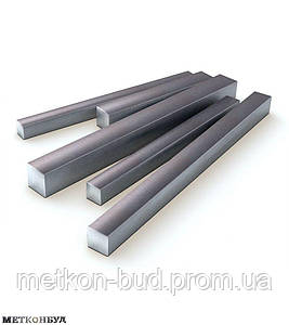 Квадрат титановый ВТ1-0 35х35 мм