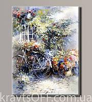 "Картина на холсте ""Willem Haenraets 5'' ( 54х41 см )"