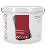 Однослойная краска СOLORS Interior Durasan, 9л