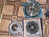 Комплект сцепления 2,2-2,7  CDI Sprinter