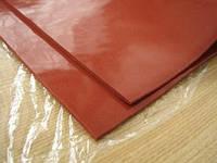 Силиконовая резина листовая 3мм