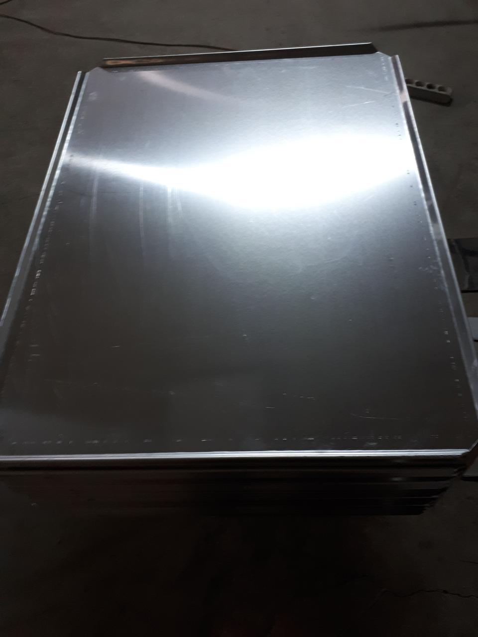 Противень алюминиевый
