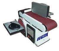 Ленточно-дисковый шлифовальный станок MM4115