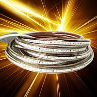 Светодиодная лента SMD 3014-120 220V IP67 Monocolor