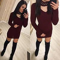 Платье - туника с чокером тв-180408-2