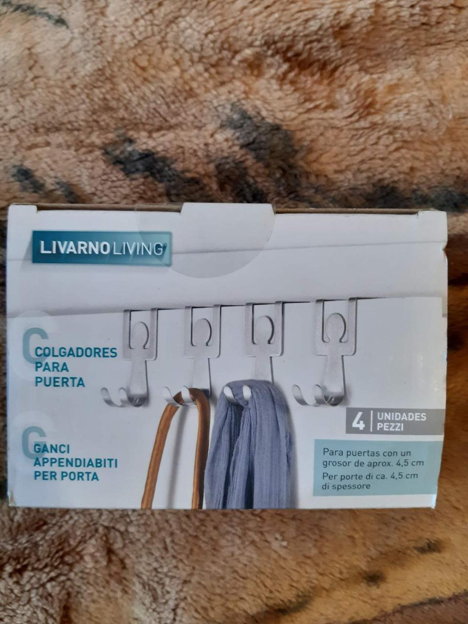 Вешалка для одежды Livarno Living, нержавеющая сталь