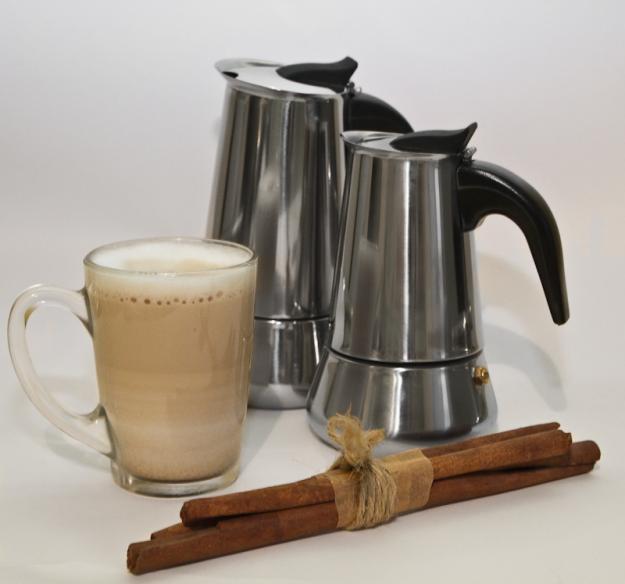 Турки, Гейзерные кофеварки.