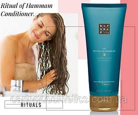 "Rituals. Кондиционер для волос ""Hammam"". Conditioner. 200мл. Производство Нидерланды."