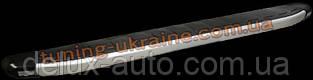 Боковые площадки из алюминия Fullmond для Fiat Scudo 2007-2014 Short