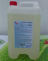 Моющее средство для снятия накипи, мойки пароконвектоматов, Юнит-Аква -101, кан 10л