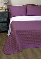 Покрывало 200*220 Lotus Broadway Basic фиолетовый евро размер