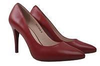 Туфли Lady Marcia натуральная кожа, цвет красный