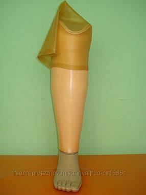 Протез для купания после ампутации ниже колена, фото 2