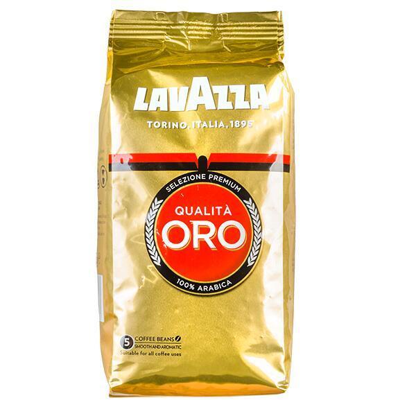 Кофе в зернах Lavazza  Qualità Oro 500 г