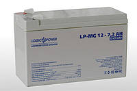 Аккумуляторная батарея LogicPower LP-MG 12V 7.2Ah мультигель
