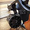 Револьвер ЛАТЭК Safari РФ-441М + 50 патронов флобер 4 мм (бук), фото 5