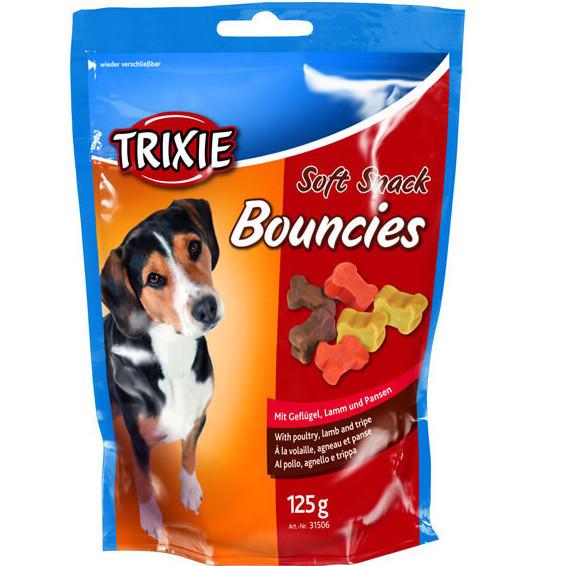 Trixie Лакомство для собак Esguisita Baffos ягненок,желудок 125гр