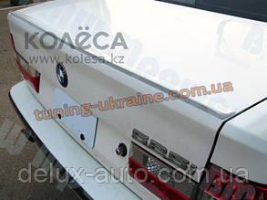 Кромка на багажник Carmos на BMW 5 E34 1988-1997
