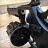 Револьвер ЛАТЭК Safari РФ-461М под патрон флобера (черн/пластик), фото 3