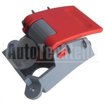 Ручка дверей передньої правої (внутрішня) MB Sprinter TDI (червона) (7201) AUTOTECHTEILE