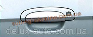 Накладки на ручки Carmos на Hyundai Getz 2002-2012
