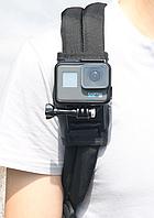 Крепление на рюкзак для экшн камер GoPro,Xiaomi,SJcam,DJI OSMO Action 360°
