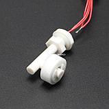 Поплавковий вимикач, горизонтальний, 3А, фото 4