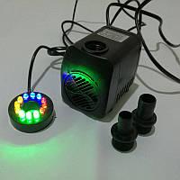 Фонтан зі світлодіодним підсвічуванням, 28Вт, фото 1