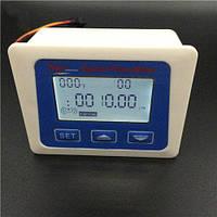 Цифровий витратомір рідини з індикатором, фото 1