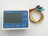 Цифровий контролер витрати рідини з датчиком температури, фото 4