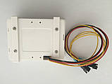 Цифровий контролер витрати рідини з датчиком температури, фото 5