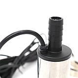 Насос для перекачування дизельного палива 12 В, фото 2