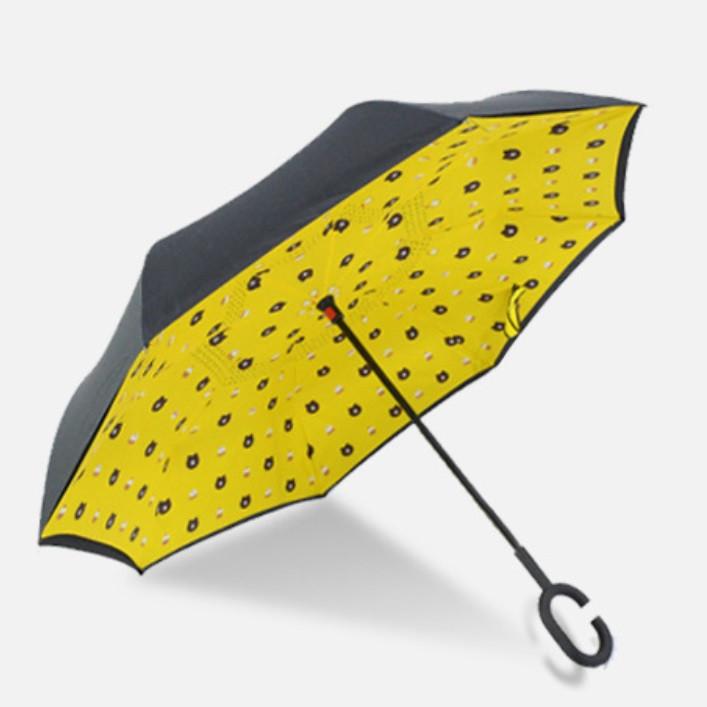Дитяча парасолька зворотного складання SUNROZ Kids Up-brella парасоля-навпаки Стиль 15 (SUN5229)