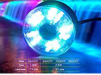 Фонтан зі світлодіодним підсвічуванням LED-9800FP, 85 Вт., фото 1