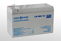 Аккумуляторная батарея LogicPower LP-MG 12V 9Ah мультигель