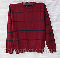 """Джемпер мужской стильный в полоску, размеры M-XL (5 цветов) """"FOREST"""" купить недорого от прямого поставщика"""