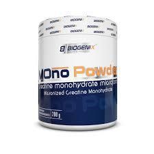 Креатин Biogenix Mono Powder 200g Natural