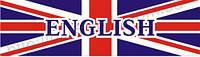 Вивіска для кабінету англійської мови (70306.7)