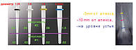 Штифты кварцволоконные DT Light SL (ДТ Лайт), VDW (ВДВ) №002, 6 шт