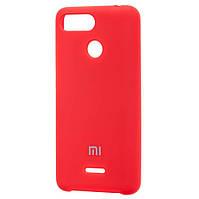 Чехол Original Case для Xiaomi Redmi 6 Red