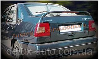 Спойлер со стопом под покраску на Fiat Tempra 1991-1999