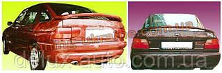 Спойлер со стопом под покраску на Ford Escort 1995-2000