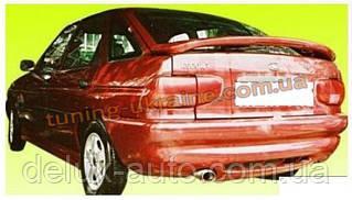 Накладки на пороги под покраску на Ford Escort 1995-2000