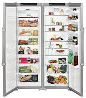 Холодильник side-by-side Liebherr SBSesf 7212 Comfort