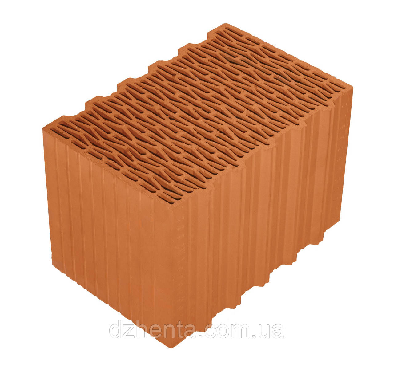 Керамический блок Porotherm 38 Klima