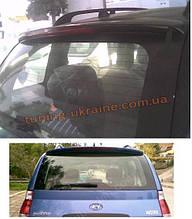 Спойлер со стопом под покраску на Hyundai Matrix 2008-2010